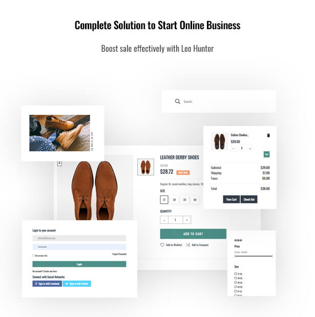 Complete Solution to Start Online Business