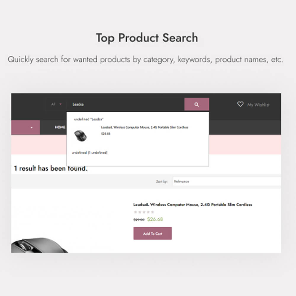 Top Product Search