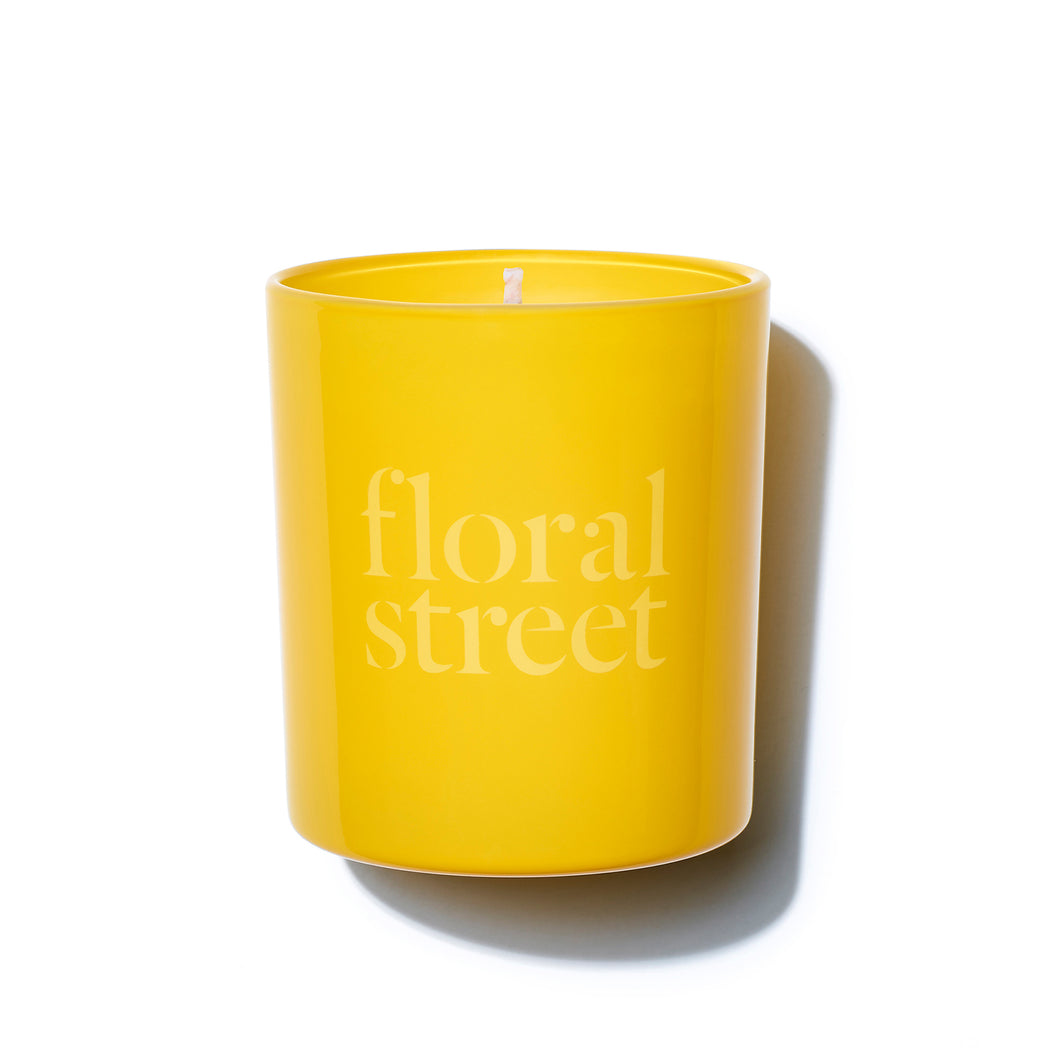 Sunshine Bloom vegan scented candle 200g