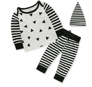 3-piece Baby Outfit Set
