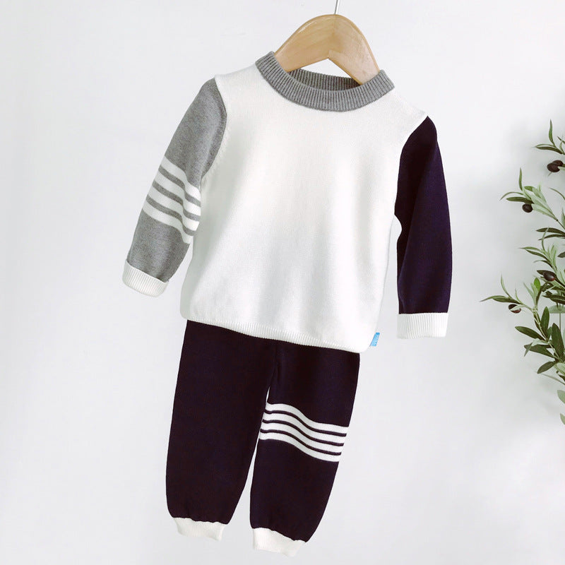 Boys 2-Piece Sweater Set