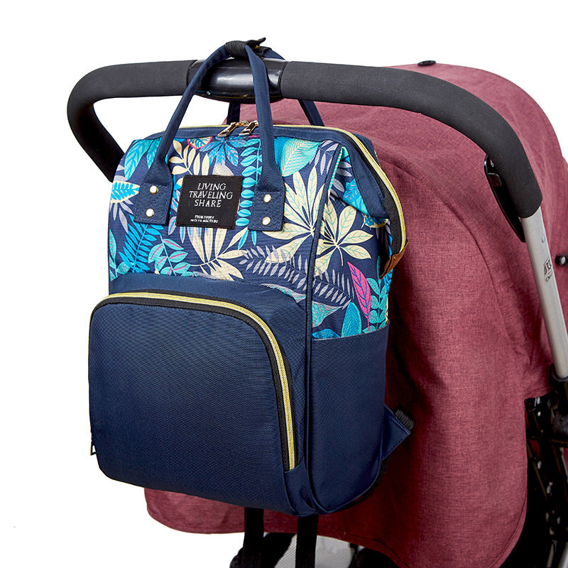 LTS Multi-Functional Travel Mommy Bag