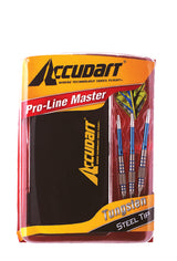 Accudart Pro Line 80% Tungsten Set- Steel Tip_2