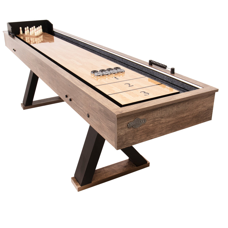 American Legend 9' Kirkwood Shuffleboard Table_11