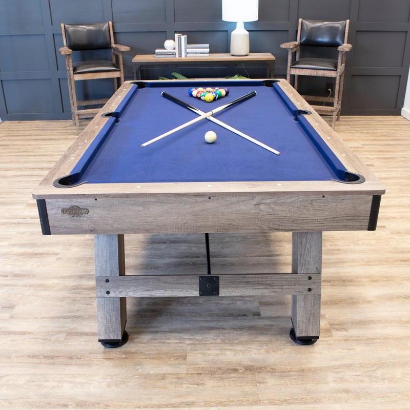 "American Legend Brookdale 90"" Billiard Table_13"