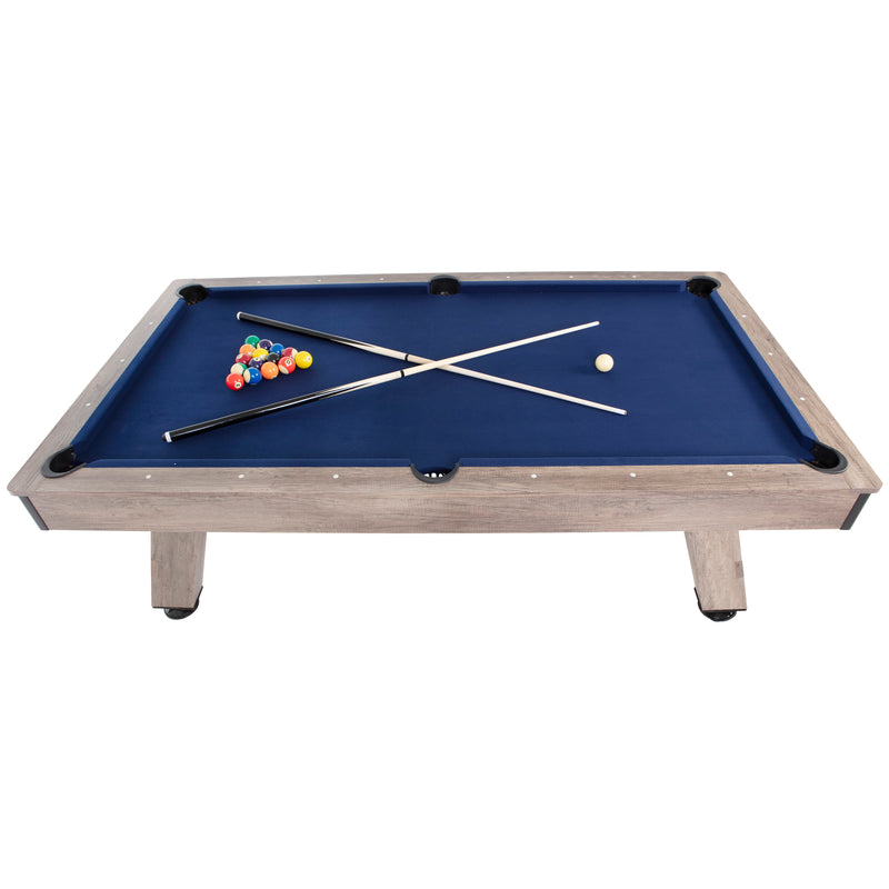 "American Legend Brookdale 90"" Billiard Table_14"