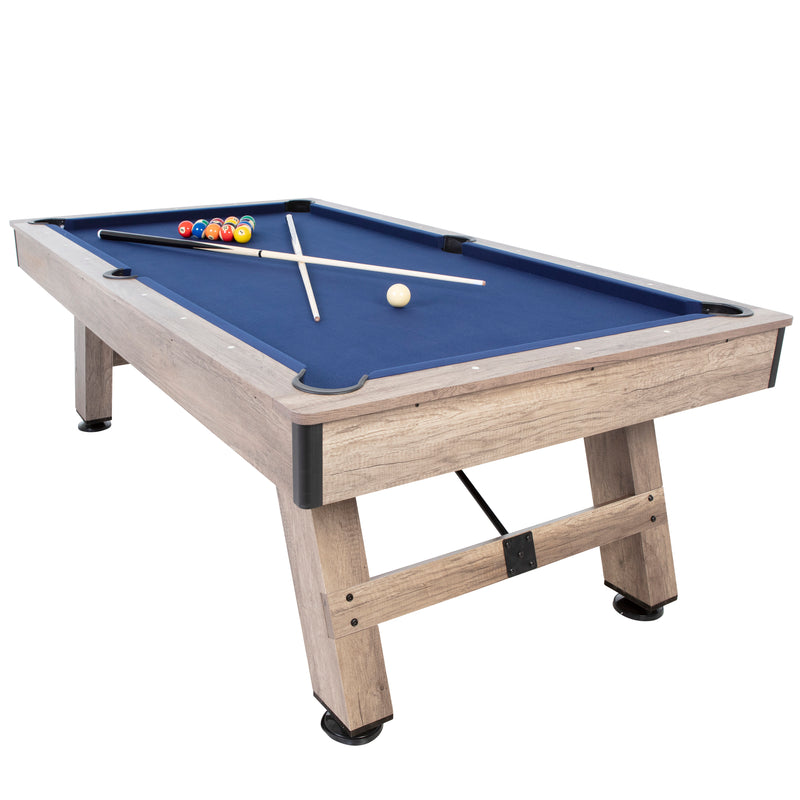 "American Legend Brookdale 90"" Billiard Table_1"
