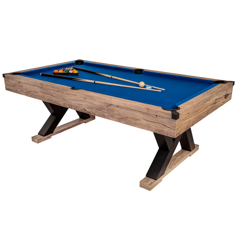 "American Legend Kirkwood 84"" Billiard Table_13"