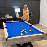 "American Legend Kirkwood 84"" Billiard Table_14"