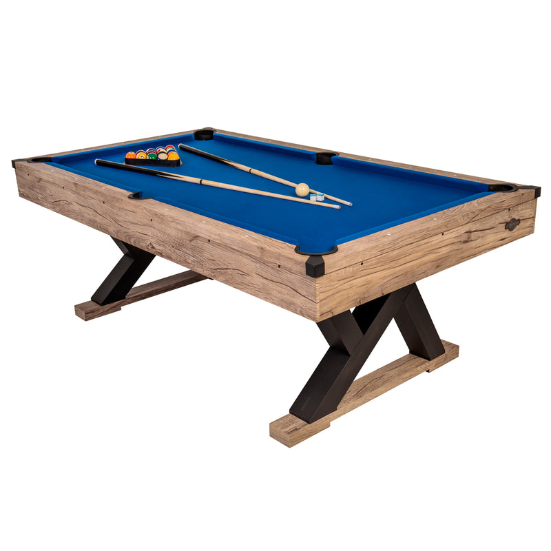 "American Legend Kirkwood 84"" Billiard Table_1"