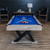 "American Legend Kirkwood 84"" Billiard Table_8"