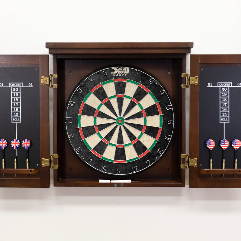American Legend Traditional Dartboard Cabinet_15