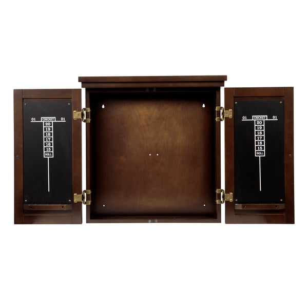 American Legend Traditional Dartboard Cabinet_1