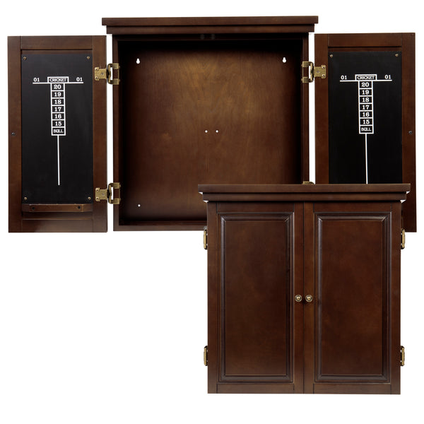 American Legend Traditional Dartboard Cabinet_2
