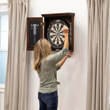 American Legend Traditional Dartboard Cabinet_7
