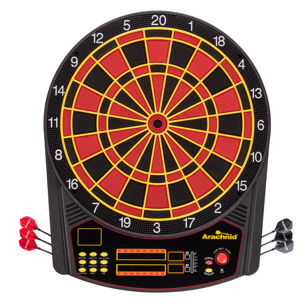 Arachnid Cricket Pro 450 Electronic Dartboard_1