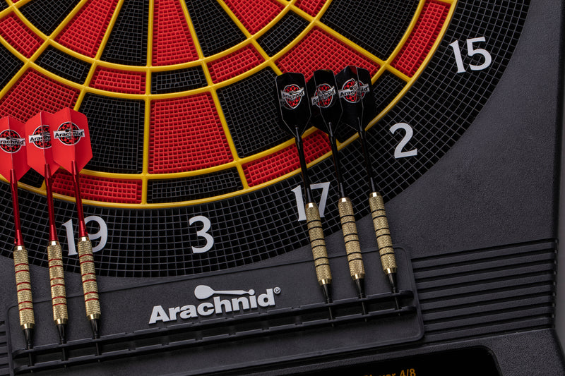Arachnid Cricket Pro 650 Electronic Dartboard_13