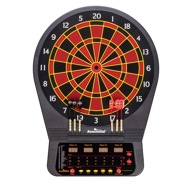 Arachnid Cricket Pro 650 Electronic Dartboard_1