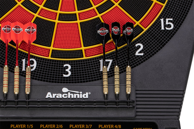 Arachnid Cricket Pro 650 Electronic Dartboard_5
