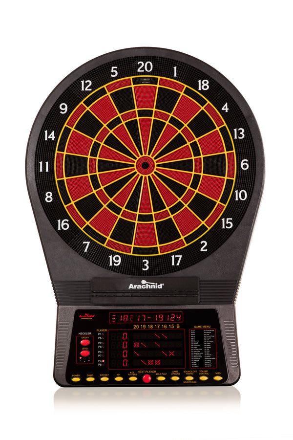 Arachnid Cricket Pro 800 Electronic Dartboard_1