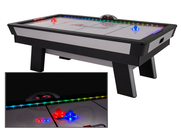 "Atomic 90"" Top Shelf Air Hockey Table_2"