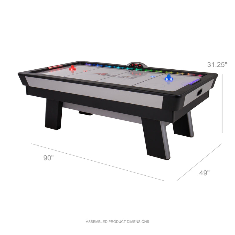 "Atomic 90"" Top Shelf Air Hockey Table_3"