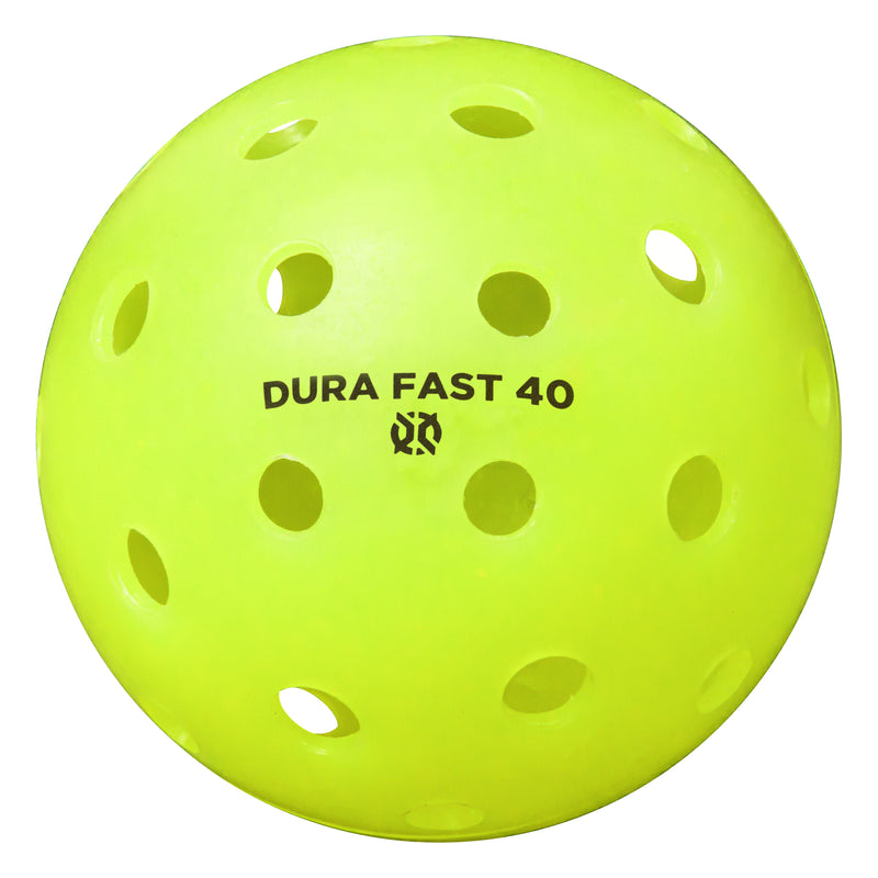 DURA Dura Fast Pickleball - 4 Pack - Neon Green_1