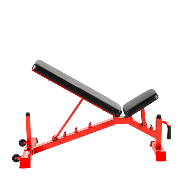 Lifeline Adjustable Utility Weight Bench_1