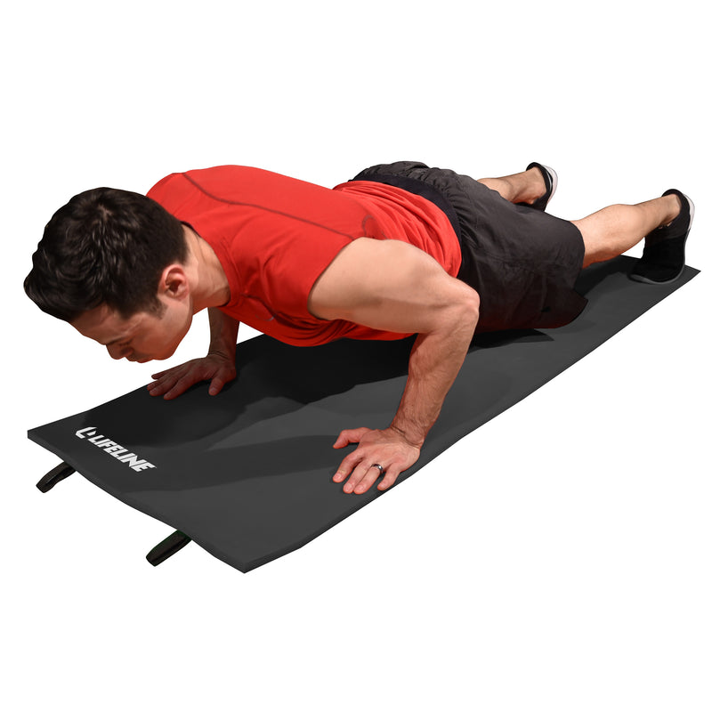 Lifeline Exercise Mat - Black_4