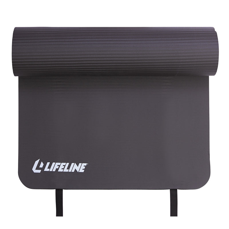 Lifeline Exercise Mat - Black_9