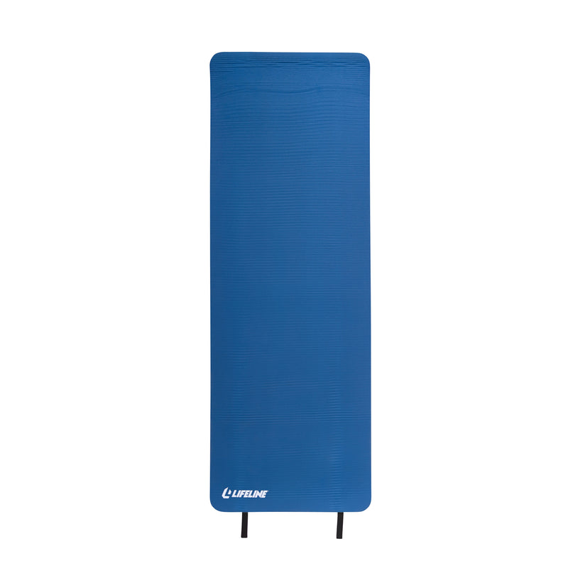 Lifeline Exercise Mat Pro - Blue_1