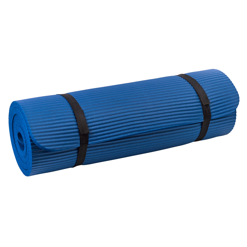 Lifeline Exercise Mat Pro - Blue_3