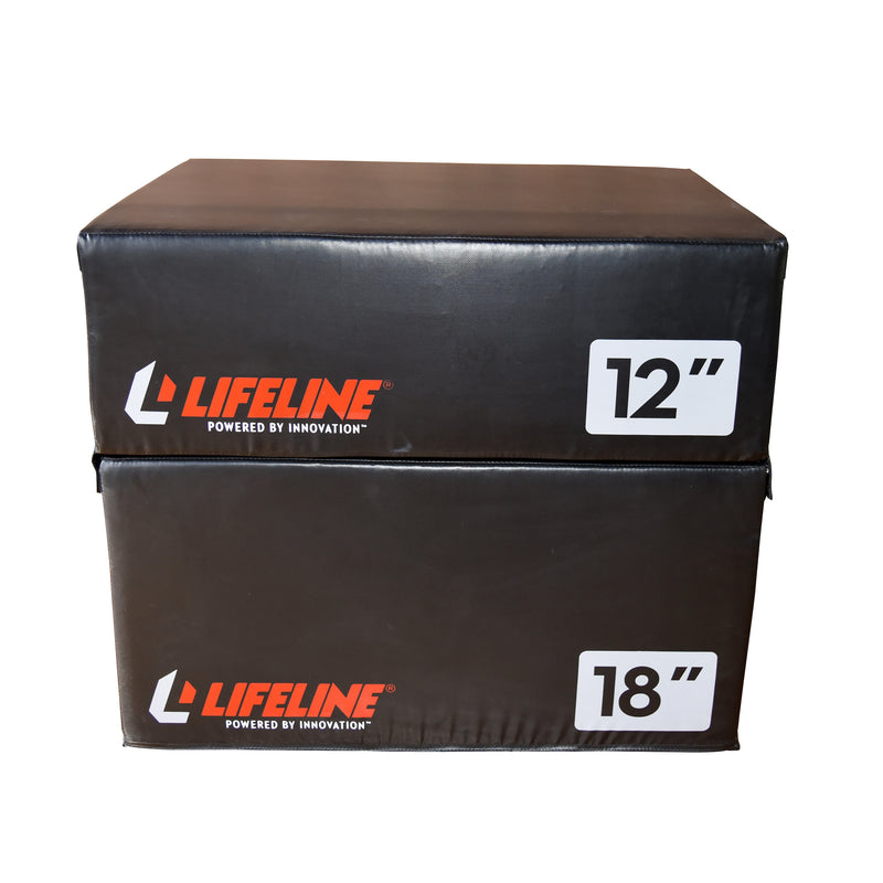 "Lifeline Foam Pylo Box Set - 6"" 12"" 18""_8"