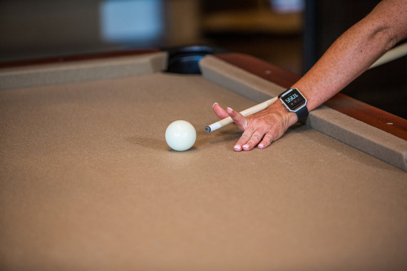 Minnesota Fats 8' Covington Billiard Table_12