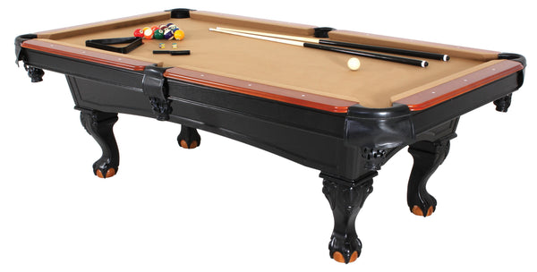 Minnesota Fats 8' Covington Billiard Table_1