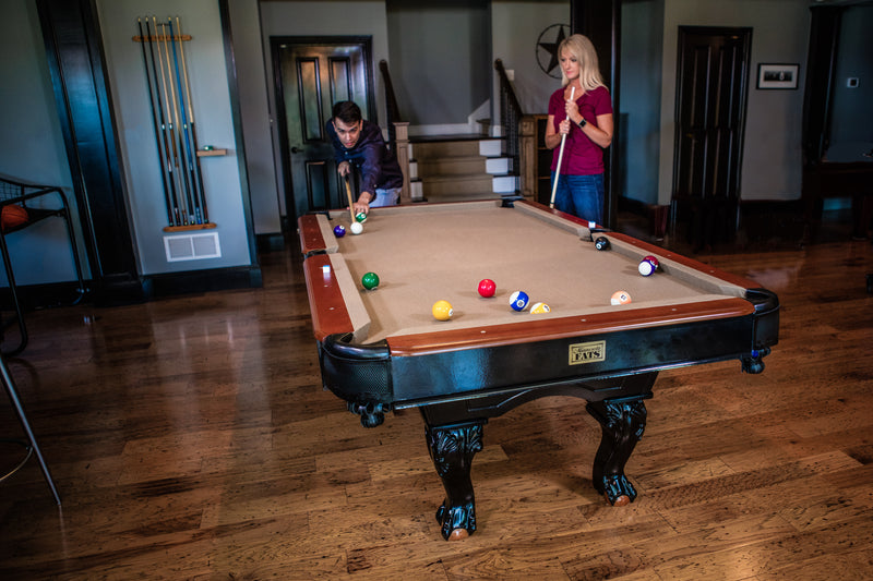 Minnesota Fats 8' Covington Billiard Table_5