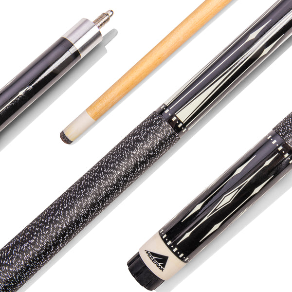 "Mizerak 57"" Deluxe Two-Piece Hardwood Cue_1"