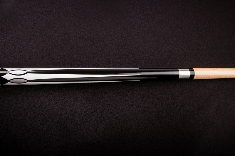 "Mizerak 58"" Two-Piece Maple Cue_3"
