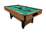Mizerak Dynasty SpaceSaver Billiard Table_1
