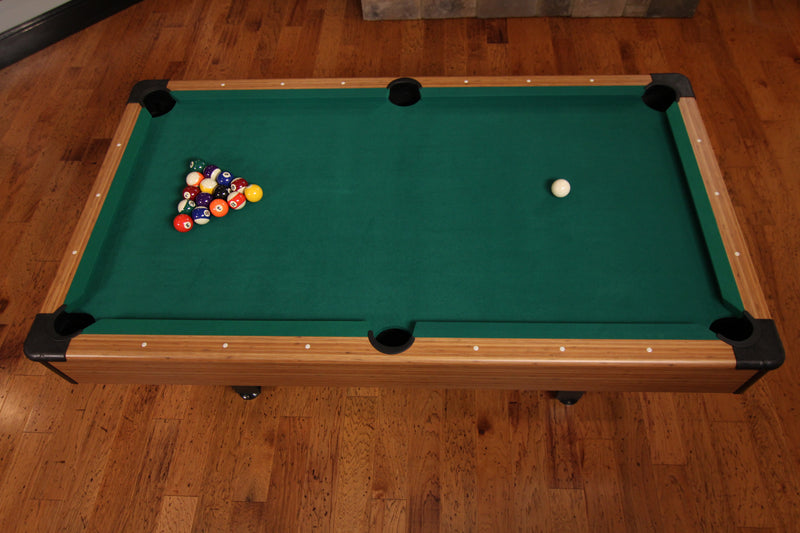 Mizerak Dynasty SpaceSaver Billiard Table_4