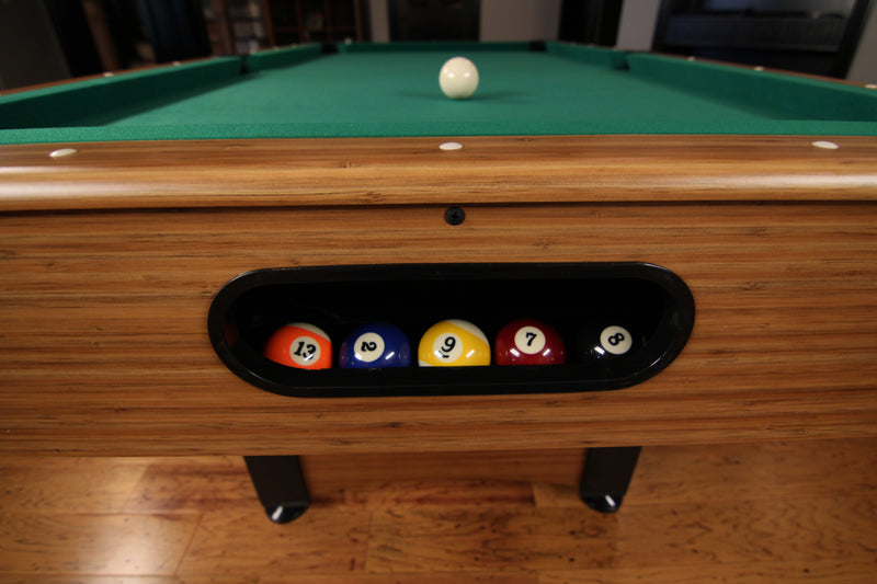 Mizerak Dynasty SpaceSaver Billiard Table_5