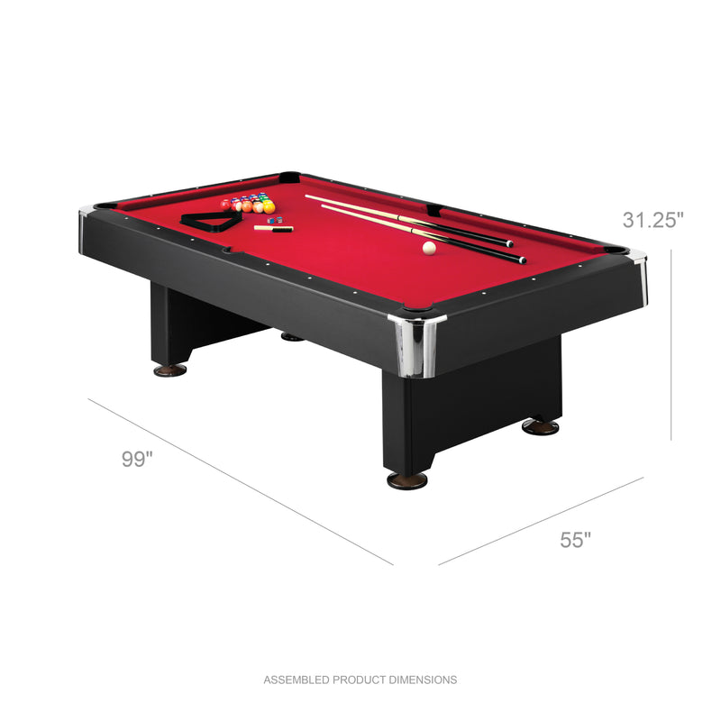 Mizerak Slatron Donovan II Billiard Table_2