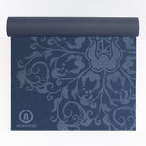 Natural Fitness Eco-Smart Yoga Mat - Indigo/Aqua_1
