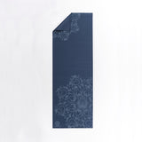 Natural Fitness Eco-Smart Yoga Mat - Indigo/Aqua_3
