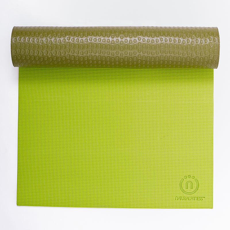 Natural Fitness Eco-Smart Yoga Mat -  Moss/Forest_1