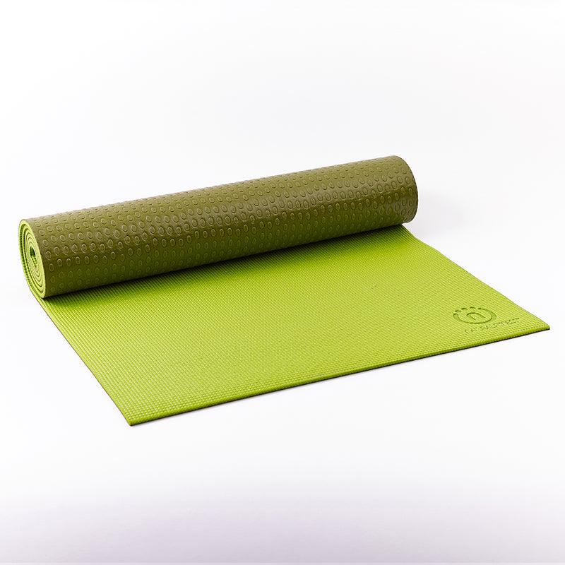 Natural Fitness Eco-Smart Yoga Mat -  Moss/Forest_4