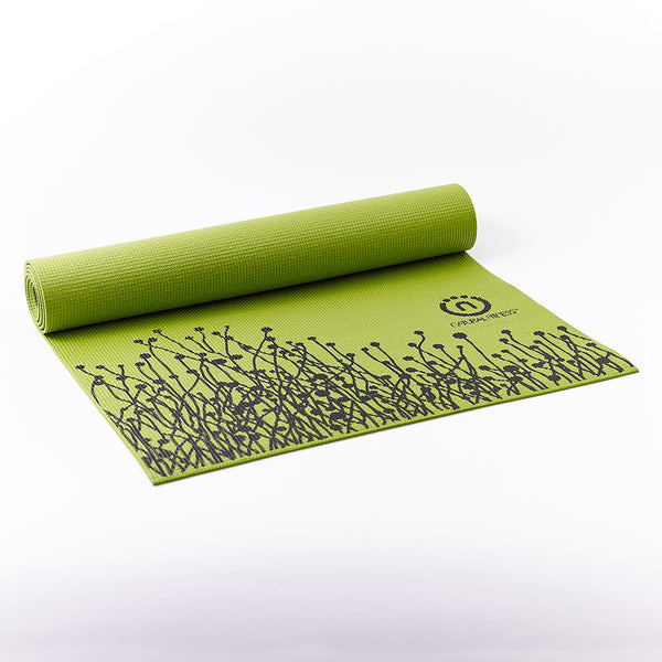 Natural Fitness Eco-Smart Yoga Mat - Moss/Night_4