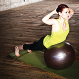 Natural Fitness PRO Burst Resistant Exercise Ball- 55cm_2