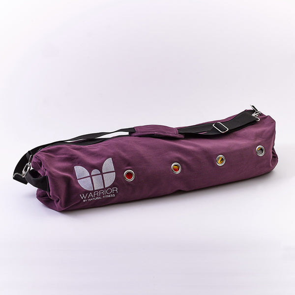 Natural Fitness YOGO PRO Yoga Mat Bag - Purple_1