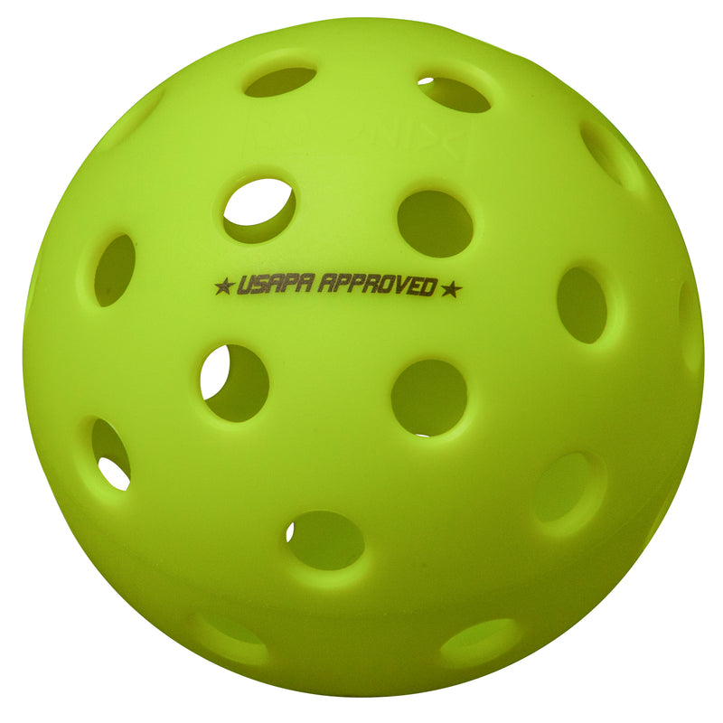 ONIX Fuse G2 Outdoor Pickleball Balls (3 Pack) - Neon Green_1